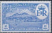Montserrat 1982 350th Anniversary of Settlement of Montserrat by Sir Thomas Warner e