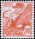 Portugal 1941 National Costumes (1st Issue) j