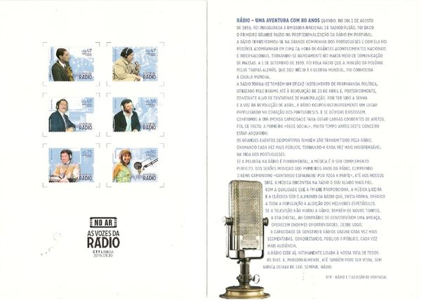 Portugal 2016 Voices of the Radio IOPa