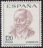 Spain 1967 Famous Spanish a