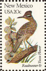 United States of America 1982 State birds and flowers zc