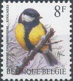 Belgium 1992 Birds (B) d