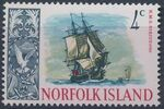 Norfolk Island 1967 Ships - Definitives (1st Issue) d