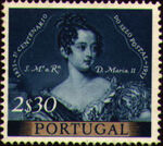 Portugal 1953 Centenary of Portugal's First Postage Stamp d