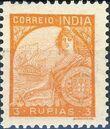 "Portuguese India 1933 ""Padrões"" n"