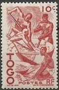 Togo 1947 Native Scenes a