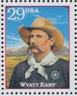 United States of America 1994 Legends Of The West J