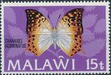 Malawi 1973 Butterflies c