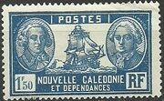 New Caledonia 1928 Definitives s