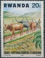 Rwanda 1983 Soil Erosion Prevention a