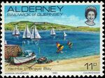 Alderney 1983 Island Scenes e