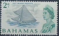 Bahamas 1967 Local Motives - Definitives b
