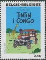 Belgium 2007 Tintin book covers translated b