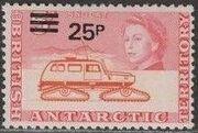 British Antarctic Territory 1971 Definitives Decimal Currency m