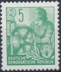 Germany DDR 1953 Workers For The Five-year Plan b