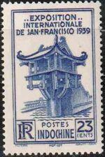 Indo-China 1939 International Exhibition - San Francisco d