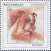 Mozambique 2002 The Wonderful World of Dogs b