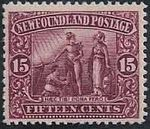 Newfoundland 1911 Royal Family k