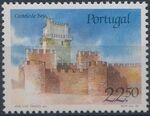 Portugal 1986 Castles and Arms (1st Group) b