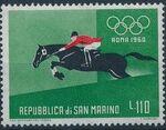 San Marino 1960 17th Olympic Games in Rome j