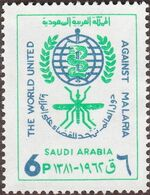 Saudi Arabia 1962 Malaria Eradication b