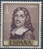 Spain 1963 Painters - José de Ribera e