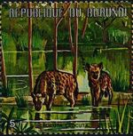 Burundi 1971 Animals t