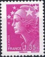 France 2009 Marianne & Europe c