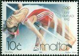 Malta 1992 Olympic Games - Barcelona b
