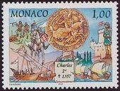 Monaco 1997 700th Anniversary of the Grimaldi Dynasty - 1st Serie c