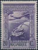 Mozambique 1938 Portuguese Colonial Empire (Airmail Stamps) b