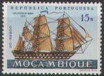 Mozambique 1963 Development of Sailing Ships r