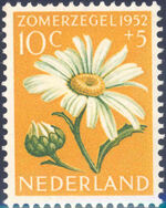 Netherlands 1952 Surtax for Social, Cultural and Medical Purposes d