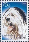 Netherlands Antilles 2004 Dogs j