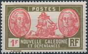 New Caledonia 1928 Definitives q