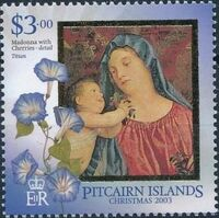 Pitcairn Islands 2003 Christmas d
