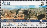 Pitcairn Islands 2006 Henderson Island Scenes e