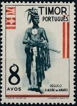 Timor 1948 Native People d