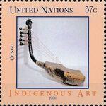 United Nations-New York 2006 Indigenous Art g