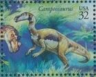 United States of America 1997 The World of Dinosaurs b