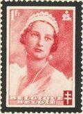 Belgium 1935 Queen Astrid Memorial Issue f