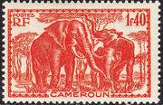 Cameroon 1939 Pictorials s
