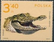 Poland 1972 Zoo Animals f