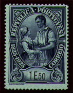 Portugal 1925 Birth Centenary of Camilo Castelo Branco w
