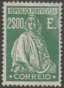 Portugal 1926 Ceres (London Issue) t