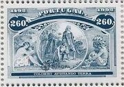 Portugal 1992 EUROPA - 5th Centenary of Discovery of America c