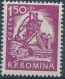 Romania 1960 Professions n