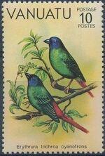 Vanuatu 1981 Birds a