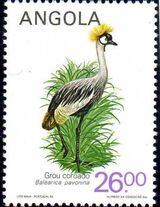 Angola 1984 Local Birds f