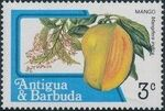 Antigua and Barbuda 1983 Fruits and Flowers c